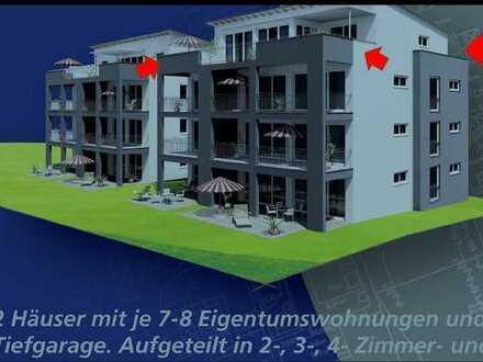 Traumwohnung: Luxus Penthouse-Wohnung in Rastatt