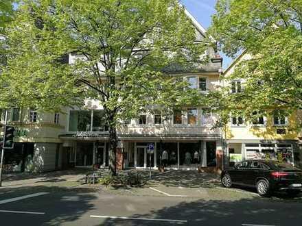 200 qm Einzelhandelsfläche in 1a-Lage auf der Kaiserstraße in Friedberg