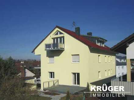 KA-Stupferich/ lichtdurchflutete 4-Zi-Whg mit großem Balkon in ruhiger Lage / sofort bezugsfrei!