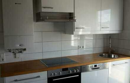 Sanierte 3-Zimmer-Wohnung mit Balkon und Einbauküche in Neu-Isenburg