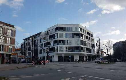Gewerbeflächen werbewirksam und zentral in Ahrensburg (provisonsfrei)