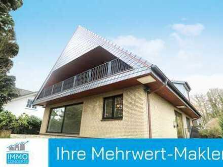 Erstbezug nach Modernisierung - Zweifamilienhaus in bester Lage von Hamburg