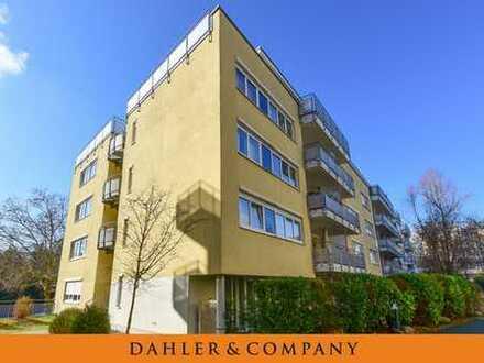 Vermietete Zwei-Zimmer-Wohnung für Kapitalanleger