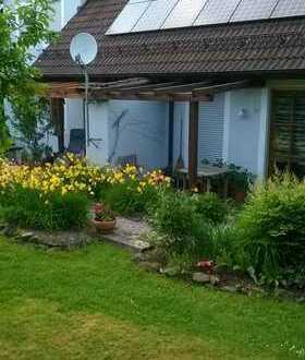 2 Zimmer-Singlewohnung auf dem Land, teilmöbliert, Küche, Bad