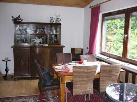 Gepflegte 2-Raum-Wohnung mit Balkon in Freudenstadt