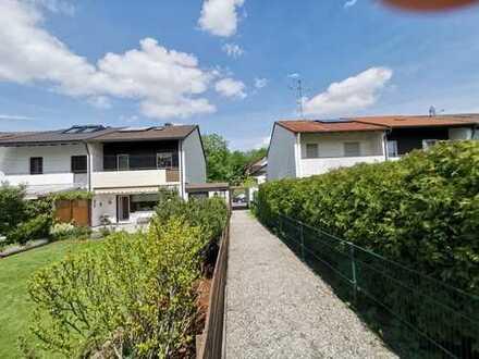 Gelegenheit - REH zur Neugestaltung in ruhiger, begehrter Lage mit Solar + Südgarten, Garage