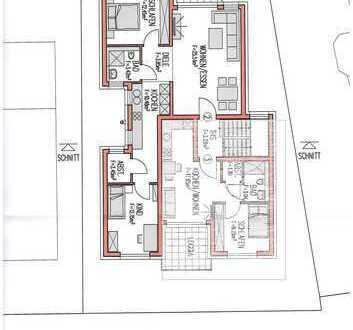 Schöne 3,5-Zimmer-Wohnung mit EBK und Balkon in Dettingen