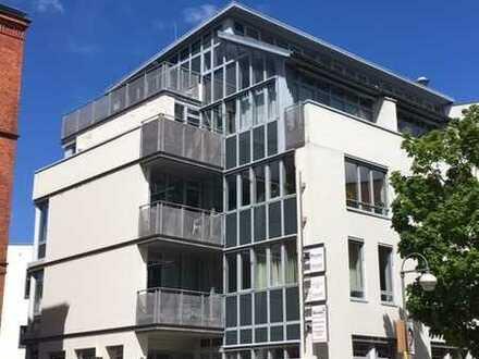 Lichtdurchflutete Maisonette Wohnung in der KTV Rostock