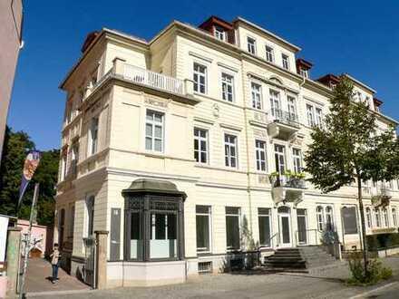 möbliertes Dachgeschossappartement zwischen Albertplatz und Neustädter Bahnhof