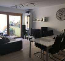 Exklusive, neuwertige 2-Zimmer-Wohnung mit Terrasse in Freiberg am Neckar