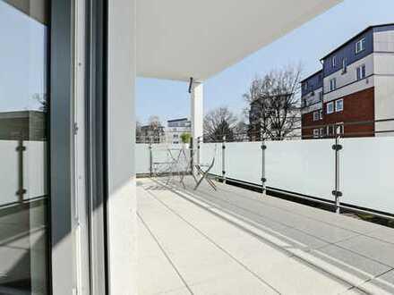 +++Attraktive 3-Zi-Neubauwhg. mit schönem Balkon+++