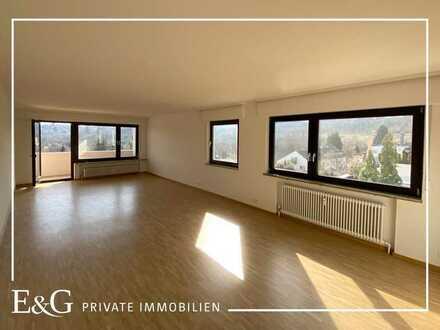 Erstbezug nach Renovierung: Großzügige 4-Zimmer-Wohnung in ruhiger Lage im Dachswald
