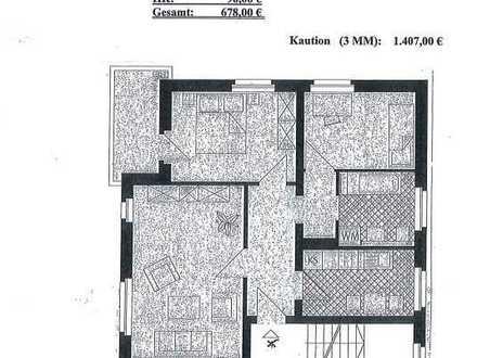 Helle 3-Zimmer-Wohnung mit Küche,Balkon und guter Anbindung,zwischen Wasaplatz und Hugo-Bürkner-Park