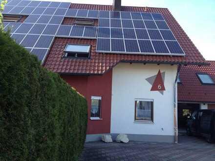Gepflegte 1-Raum-Wohnung mit Einbauküche in Dillingen an der Donau