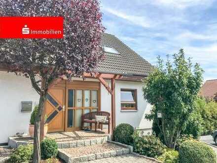 Einziehen + wohlfühlen. Top Einfamilienhaus mit möglicher Einliegerwohnung in Elz-Malmeneich