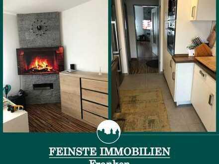FIF - Schöne renovierte Wohnung in Nürnberg Maxfeld.