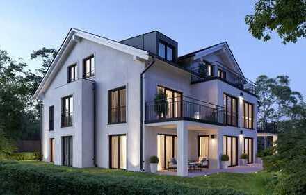 Perfekte 3-Zimmer-Gartenwohnung mit ca. 200 qm eigenem Garten