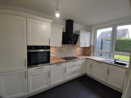 Komplett sanierte 4-Zimmer-Terrassenwohnung mit neuer Einbauküche!