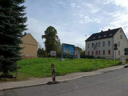 Baugrundstück in Chemnitz - Schönau