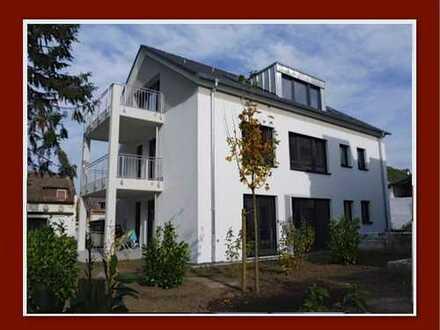 Neubau-Erstbezug – helle Wohnung mit großem Balkon, Parkett & Tageslichtbad in kleiner Wohneinheit!