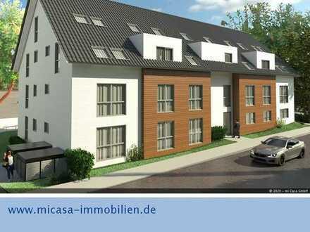 Maisonettenwohnung mit Gartenanteil/KfW-Zuschuss 18.000.-EUR