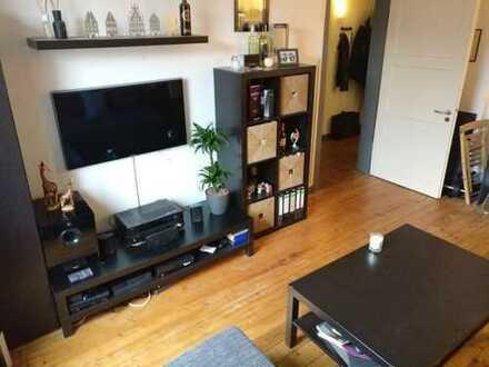 Teilmöblierte 3-Zimmer-Wohnung im schönen Hafenviertel