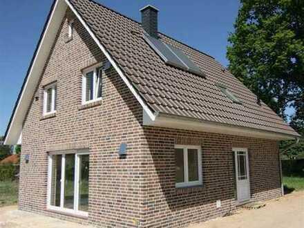 Neubau eines Einfamilienhauses in Ahrensburg