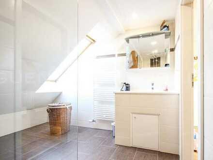Freundliche 2-Zimmer-Dachgeschosswohnung mit Keller in Groß Kreutz