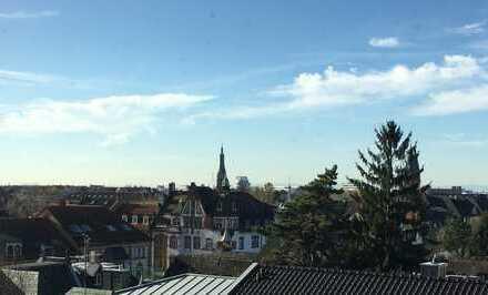 Büroräume (15 - 32 qm) mit herrlichem Blick über die Weststadt