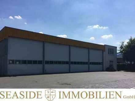 Kfz/LKW Reparaturhalle 4 Wohneinheiten und Garagen