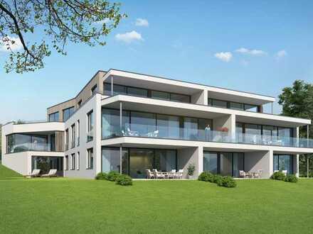 Luxus-Wohnung mit herrlicher Aussicht