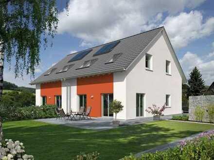 Doppelhaushälfte inkl. Grundstück in Buggingen