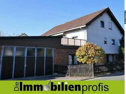 Einfamilienhaus mit Werkstatt und Großgaragen in Tauperlitz