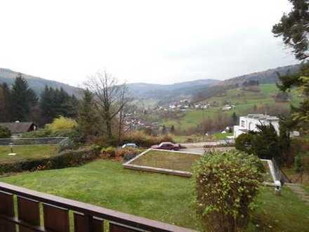 Ruhige und idyllisch gelegene Wohnung in Heiligkreuzsteinach