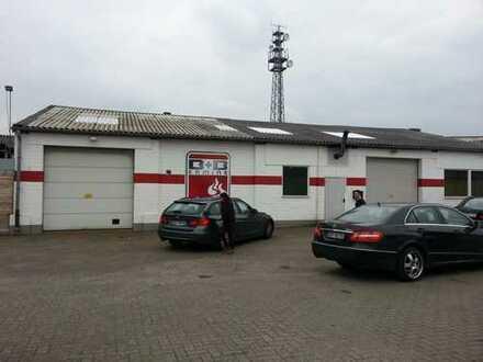 Halle/Werkstatt ca. 500 m² im Gewerbegebiet Ost