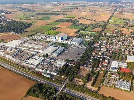 3,8 ha Grundstücke nahe der Stadtgrenze Heidelberg
