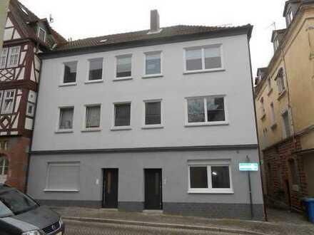 Erstbezug nach Sanierung: schöne 2-Zimmer-EG-Wohnung in Aschaffenburg
