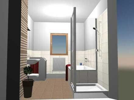 Modern und hell, schicke Ausstattung, verkehrsgünstig gelegen + schönes Badezimmer