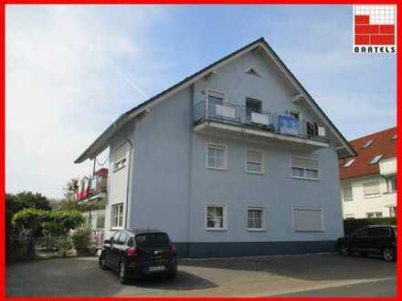 Dachgeschoß-Wohnung - großer Balkon - Ausbaureserve!