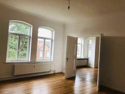 Schöne, helle Wohnung in einer Jugendstilvilla in Stöckheim mit Zugang zur Oker