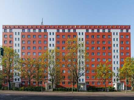 Wohnung mit WBS für 2 Räume (2 Personen)