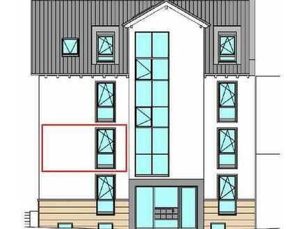 Neubau: 1. Obergeschoss 3-Zimmer-Komfort-Wohnung