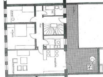 Renovierte & gemütliche 3 Zimmer Wohnung, zentral in Fürth, inmitten der Metropolregion Nürnberg