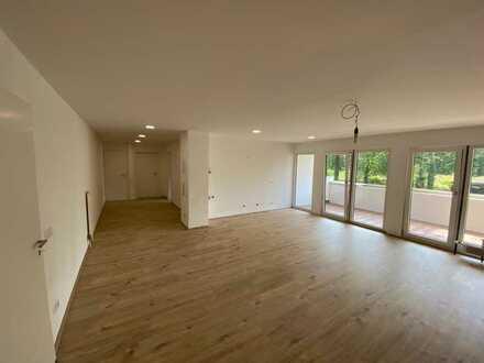 Erstbezug nach Sanierung: schöne 2-Zimmer-Wohnung mit Balkon in Eisingen