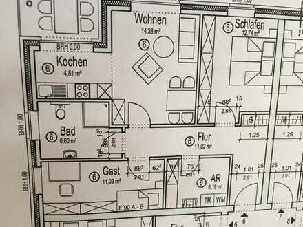 Gut vermietete Neubauwohnung in Coesfeld für Kapitalanleger!
