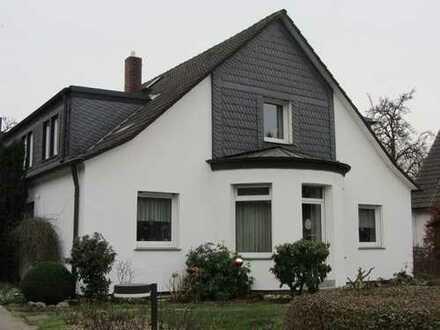 Altenbochum, Wohnung mit Garten in zentraler Lage