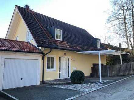 Geschmackvolles Einfamilienhaus in ruhiger Wohnlage Söckings