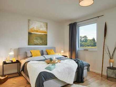 Wohnkomfort auf 2 Etagen mit eigenem Garten