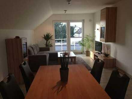 Exklusive 2-Zimmer-Wohnung mit Balkon, Einbauküche und Klimaanlage