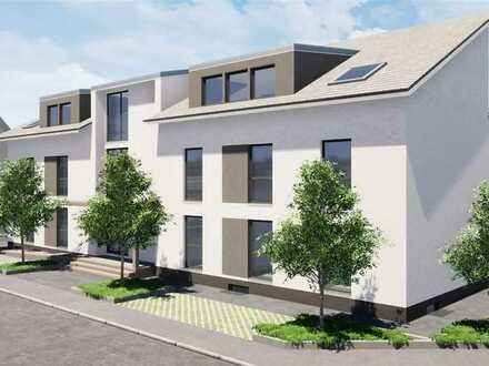 EG-Wohnung mit Terrasse und eigenem Gartenanteil
